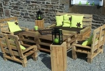 Projects: Pallets/Crates / by Amanda Kirk