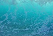 AQUA & TURQUOISE & TEAL / by ilvi