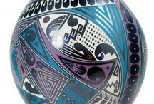 Mexican folk art, fine ceramics / , / by ilvi
