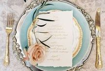 Wedding: Table / Showstopping Indoor & Outdoor tablescapes