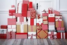 Gifts. Presentable Wrapping