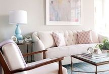 Home: Living Spaces / Traditional and out of the box living spaces for comfortable home living