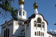 cathedrals & churches & mosques / by ilvi