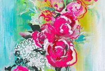 I wanna Art Journal like that.... / by Merri Nelson-Joy