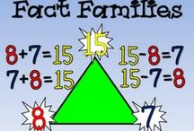 Fact Families / by Jenny Cox