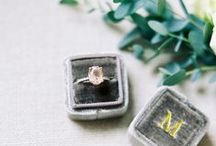 Wedding: Details / Ring shots, bridal shoes, wedding themes and all things tiny