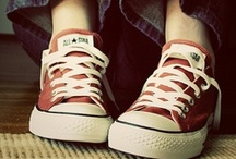Sneakers get dirty / An ode to the humble converse / by Heidi Custers