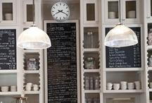 Funky coffee shops
