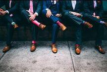 Wedding: Groomsmen / Groomsmen looks for every season