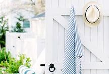 Summer / Design inspiration, home decorating and event styling for summertime fun