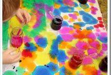 Kids / Creative Ideas to do with the kiddos!