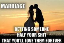 Holy... Matrimony!