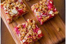 Healthy snacks. Yum / by Chloe Boden
