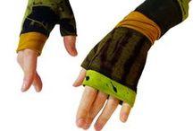 gloves, mittens, fingerless gloves
