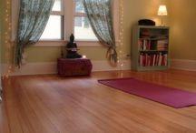 Yoga Room / by Heidi Custers