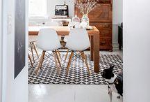 Dining Room / by Heidi Custers