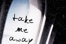 Take me away✈️