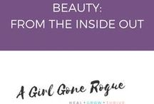 Beauty From The Inside Out / Natural beauty recipes, information and inspiration