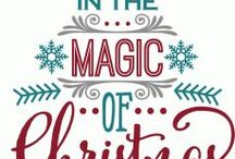 CELEBRATE ~ Christmas / Embrace the magic of Christmas with decorations, handmade crafts, gift ideas and family fun.