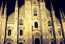 Milan, Italy / Photos of my New Year's trip in Milan, Italy.