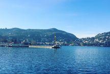 Como Italy and Lake Como / Photos from my trip to Como, Italy.