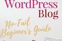 BLOGGING  ~ Blogging Tips / Blogging and vlogging ideas, tips, help, information  and inspiration.