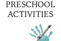 Preschool Activities / Preschool games, activities and crafts. Letters, numbers, science, art.  This board is open to collaborators. Email: KC@AmateurSuperMom.com