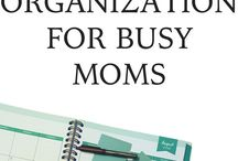 Organization for Busy Moms / Organization tips for home, family management and life.  (organizing the house, organization for moms, organization for kids, organizing closet, organizing kitchen, organizing pantry, organizing diaper bag) This board is open to collaborators.  Email: KC@AmateurSuperMom.com