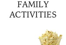 Family Activities / Family activities and adventures. (family fun, family adventures, family hiking, family time, outdoor family fun, family date night, family game night, family movie night) This board is open to collaborators: Email: KC@AmateurSuperMom.com