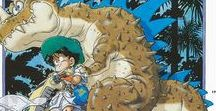 DB & DBZ special Art / dragon ball, Akira Toriyama
