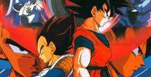 DBZ anime style / dragon ball
