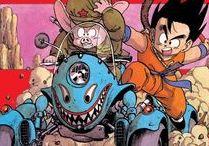 DB 1 manga style / dragon ball, Akira Toriyama