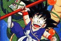 DB 1 anime style / dragon ball