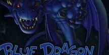 Blue Dragon / Game concept, Card Game, Akira Toriyama ブルードラゴン