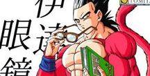 DB heroes / dragon ball, heroes, games, online, AF