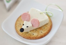 Cute Foods / Because food can be cute too!