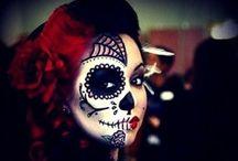 Dia de los Muertos / by Reinita Ravago