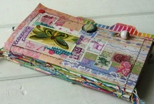scrappy happy / great ideas for scrapbooking, art journaling and book making / by Dianna Agzour