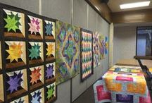 My quilts and quilt classes