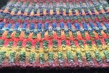 Knitting and yarn / My knitting projects and yarn I love