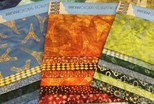 My fabric designs