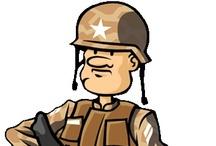 Retro Army