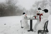 Let It Snow / Winter doesn't have to be all bad... Fun and games to enjoy when the snow flies!