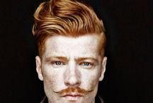 boys.hair / barber, guys hair idea, man haircut, hairstyle  / by Manuchxa Leite