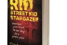 Rio Street Kid Stargazer / Book I of the Rio Crime Thriller Series: Lucas Rocha, an orphaned street kid joins the deadliest gang in Rio de Janeiro to rescue his twin sisters from a destitute life on the streets. His cunning wins the support of Dez, a megalomaniac drug lord who is losing control over his favelas as the Brazilian government clears the way in 2008 for the World Cup and Olympics. Read the first chapter for free http://eepurl.com/bQBDrL