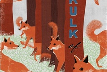 Our skulk of foxes