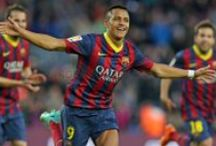 Alexis / by FC Barcelona