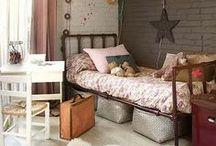 kids room / Ideas for toddler bedrooms / by Linda N