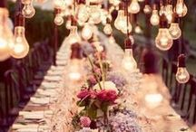 Personal touches / Ideas to make our wedding day more special / by Kimberley Cameron