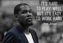 Motivation / Inspirational quotes from NBA players over the years.